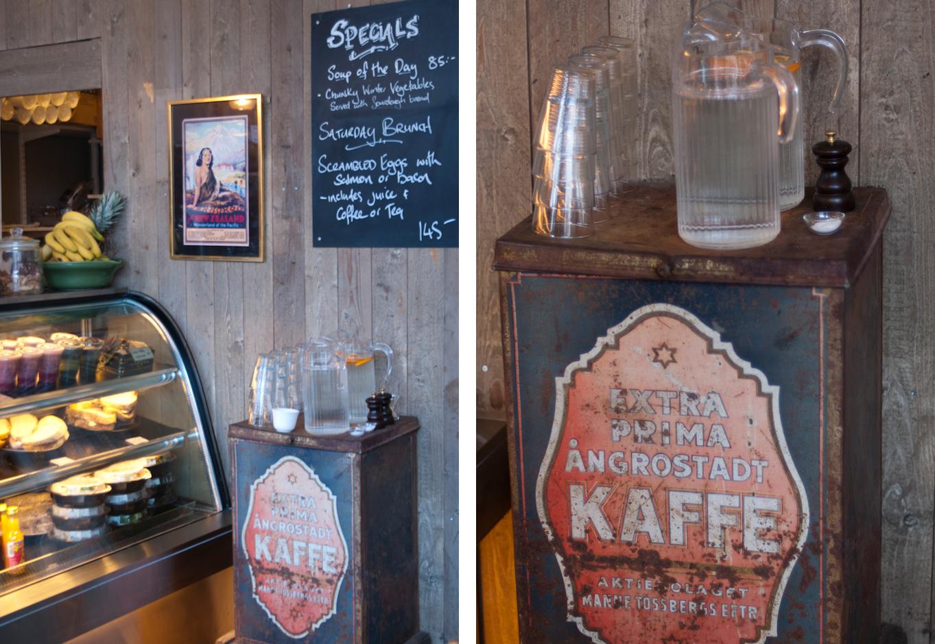 Kura Coffee Stockholm
