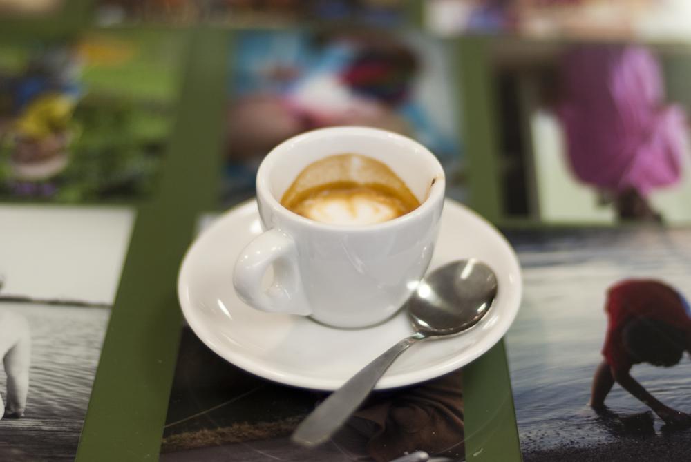 Espresso Bar at the Moderna Museet Stockholm