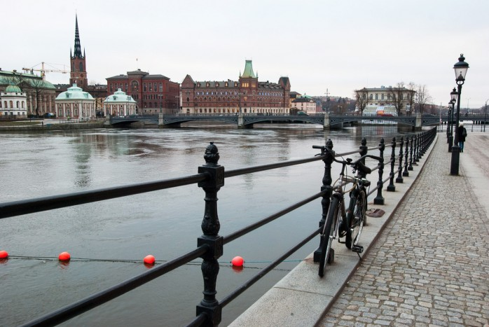 A tour of Stockholm, Sweden in winter