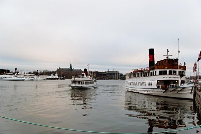 Stockholm Sweden in Winter