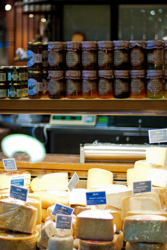 cheese food market stockholm