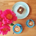 Great Aussie coffee and amazing Banana Bread at the new…