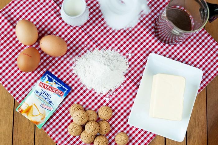 Coffee-Amaretto-Cake-Ingredients