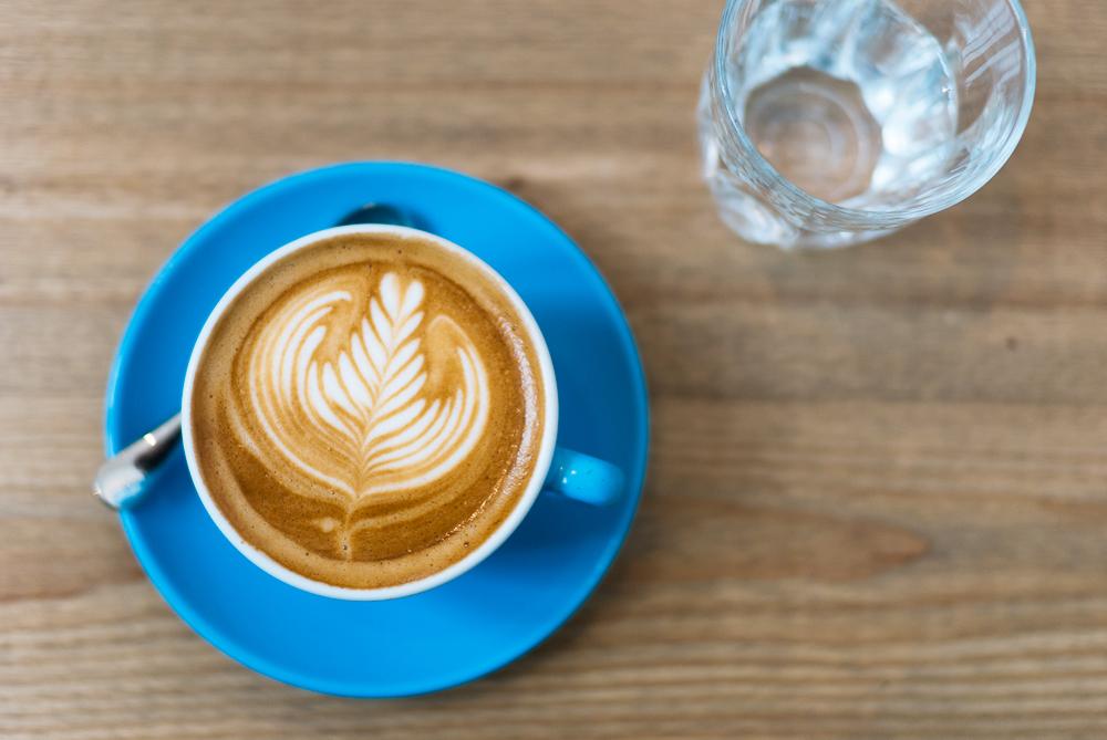 Colonna & Smalls coffee shop in Bath, England