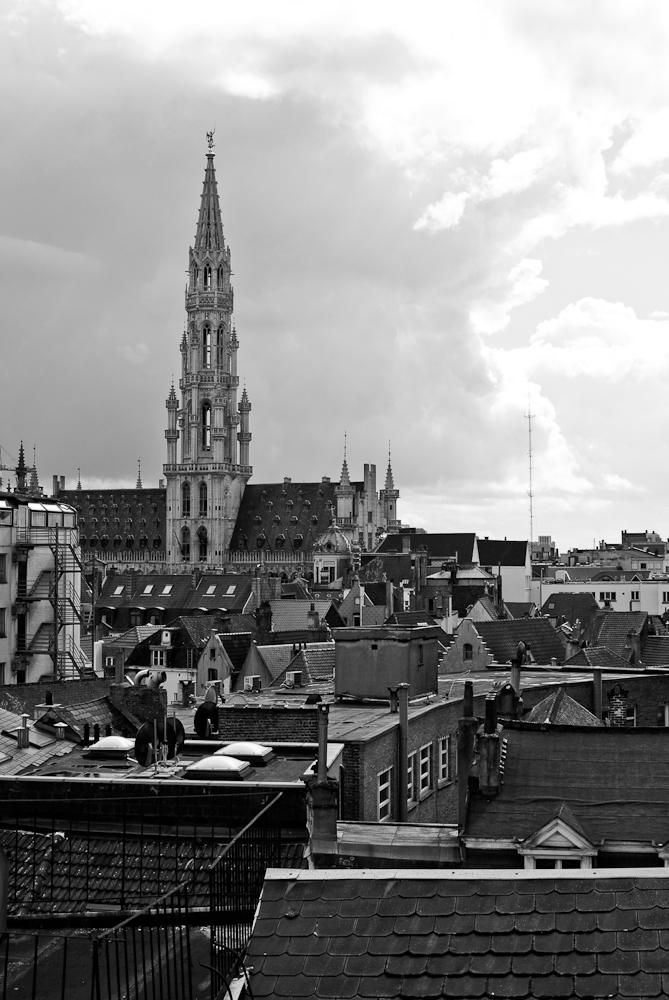 La Grande Place, Brussels - Belgium