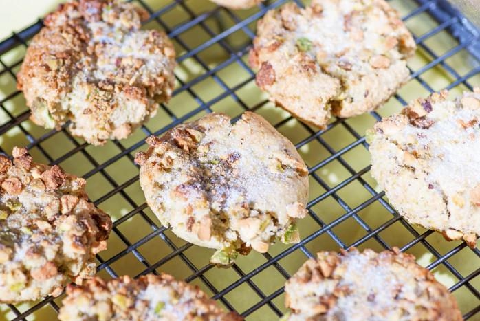 Pistachio Cookies Recipe 1