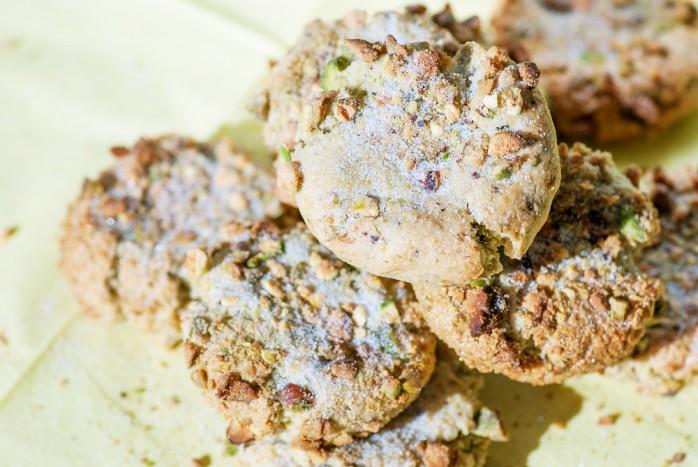 Pistachio Cookies Recipe 8