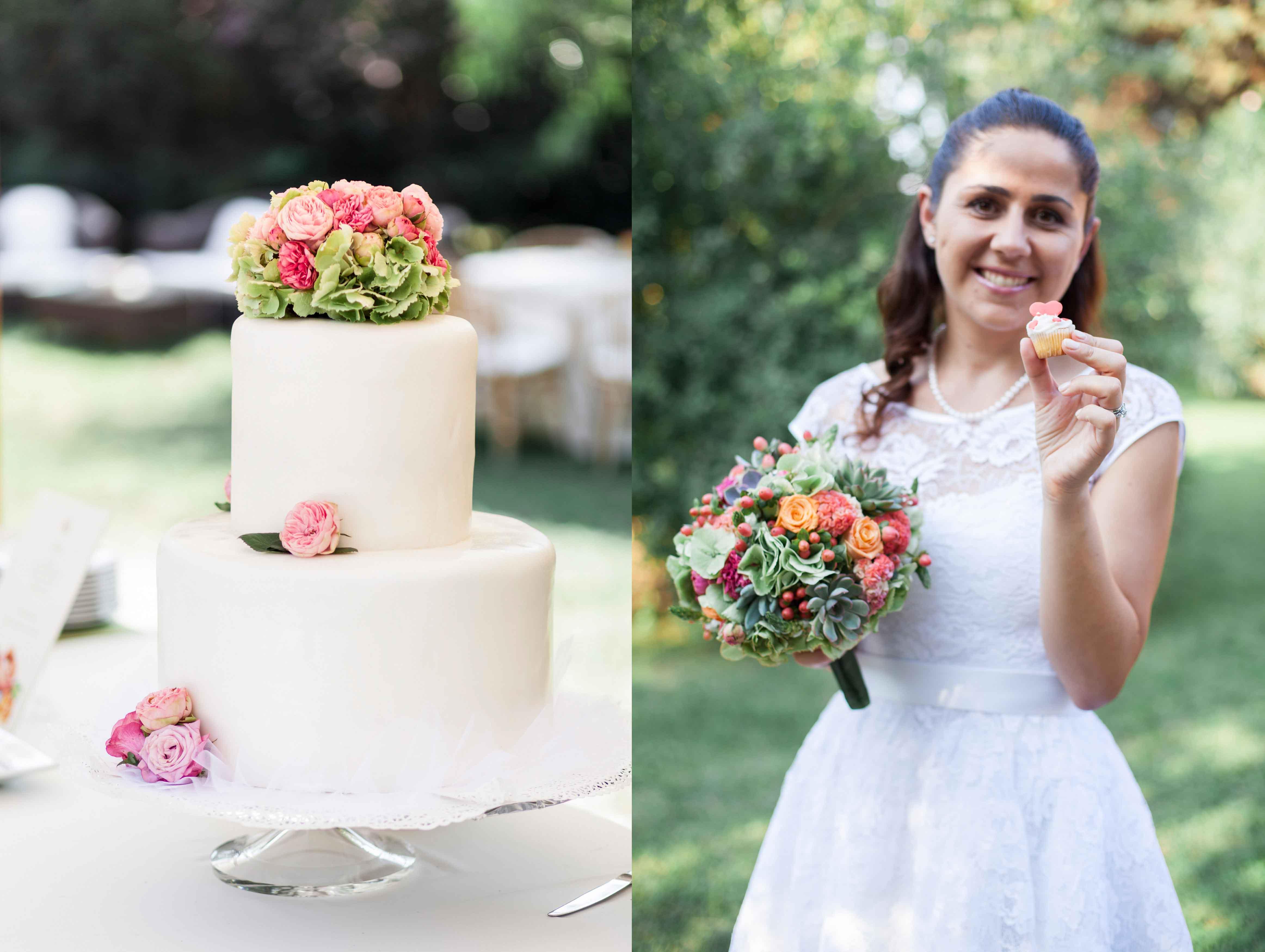 my wedding in Rome, Italy