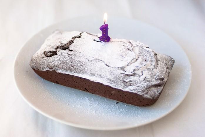 Italian Chocolate Sponge Cake