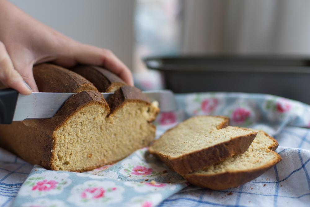 White Sandwich Milk Loaf Bread