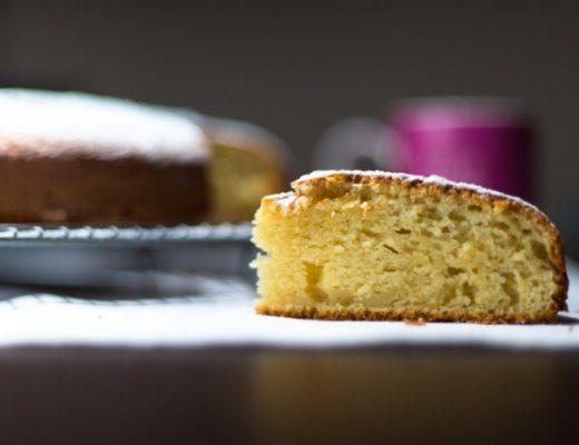 Ciambellone: Italian Breakfast Cake