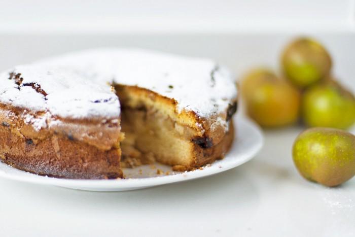 Italian apple cake, torta di mele | Mondomulia