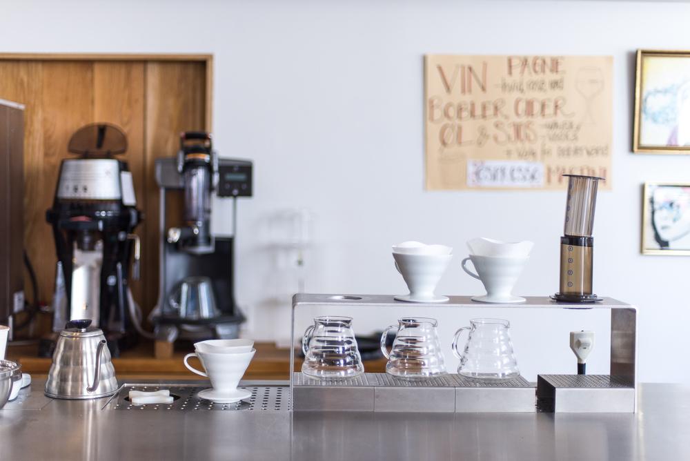 Kent Kaffee speciality coffee shop in Copenhagen, Denmark