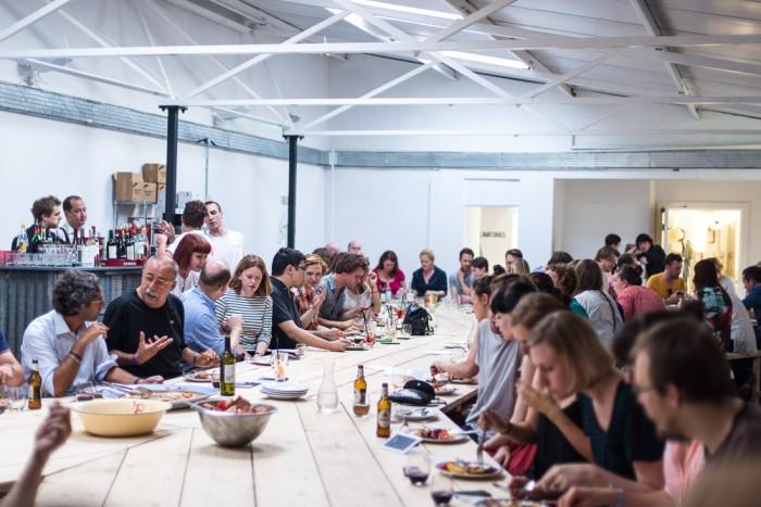 Forza Win Supper Club in London