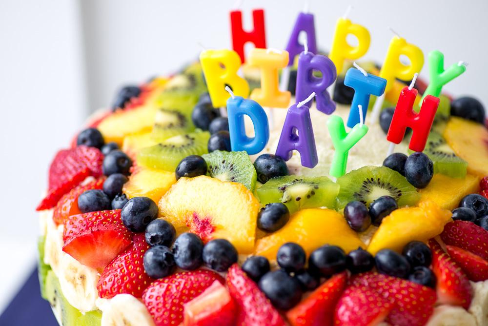 Norwegian Birthday Cake Blotkake