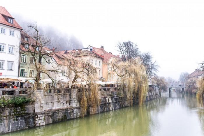 One Day in the Charming City of Ljubljana, Slovenia