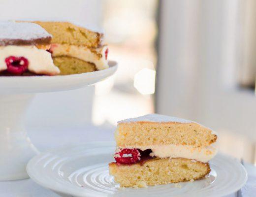 Victoria Sponge Cake recipe - Mondomulia