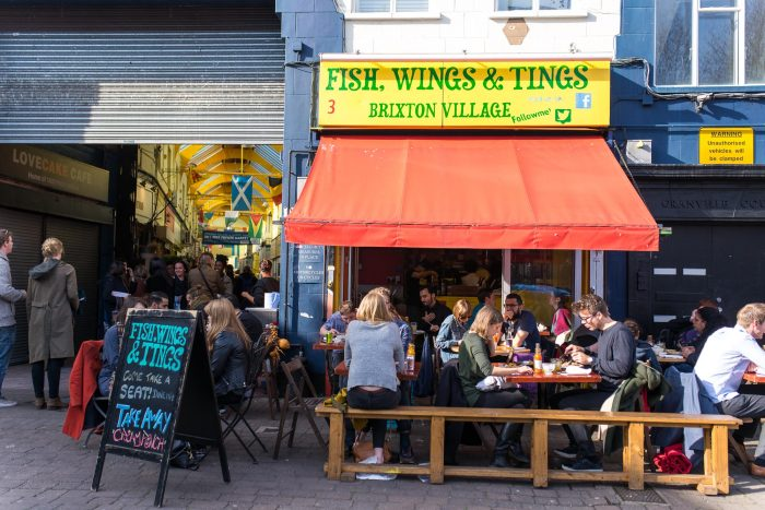 A Food Tour of Brixton Market and Brixton Village with Fox & Squirrel