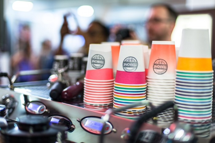 London Coffee Festival 2014