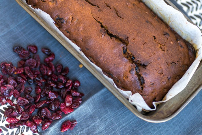 Fruit Loaf Cake recipe