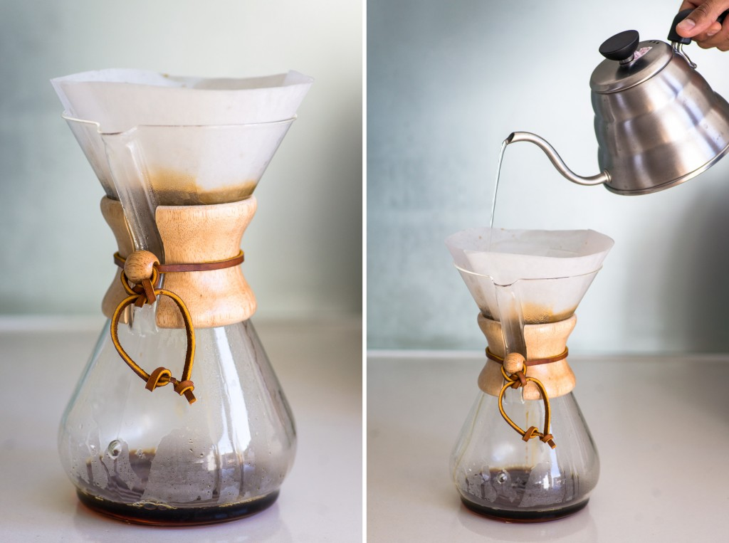 Brewing Coffee at Home with Chemex