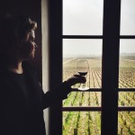 Tasting wines with @laywheeler and @thecafecat is a serious business!…