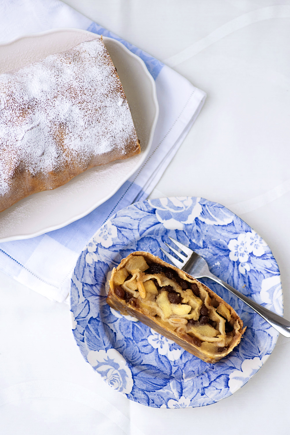 Strucolo de Pomi, Apple Strudel Recipe