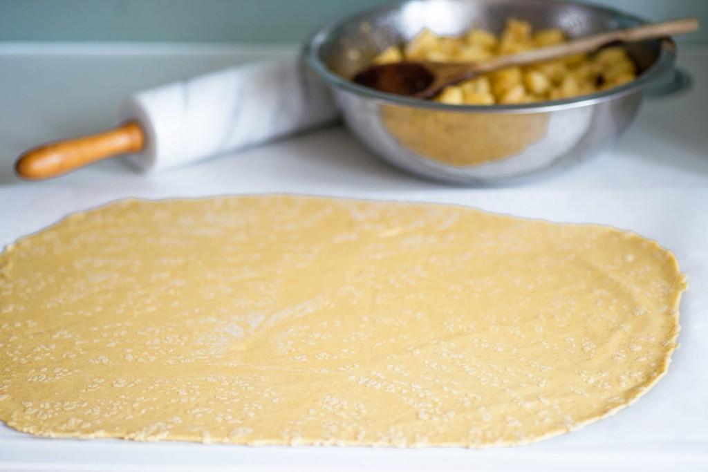 Strucolo de Pomi, Apple Strudel Recipe