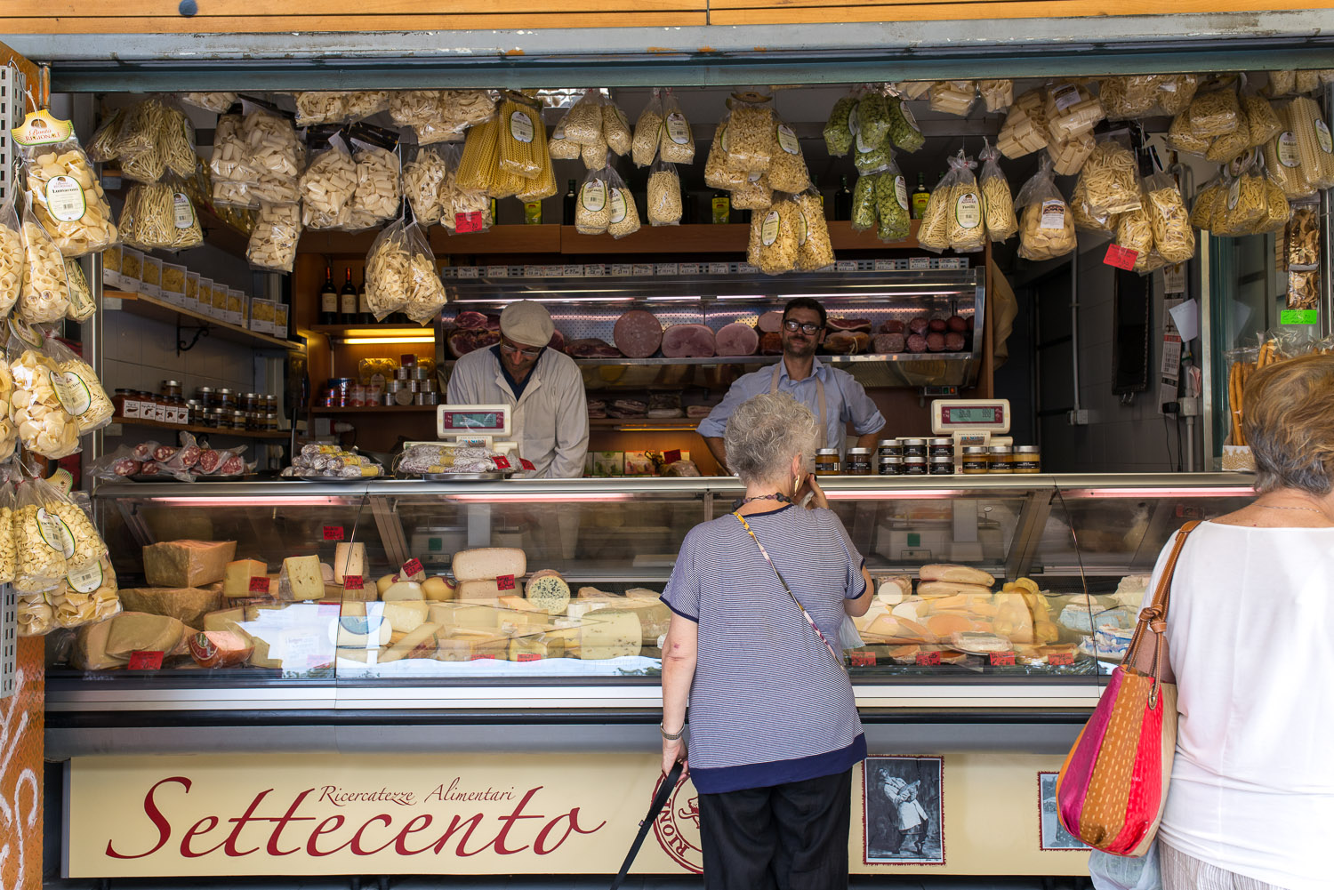 Eating Italy Trastevere Food Tour