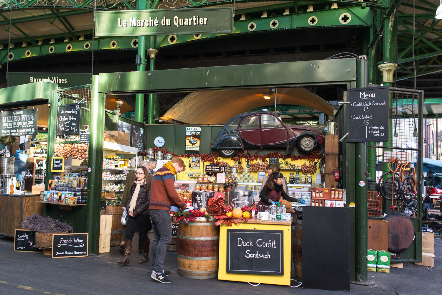 Exploring Borough Market: Best Food Market in London