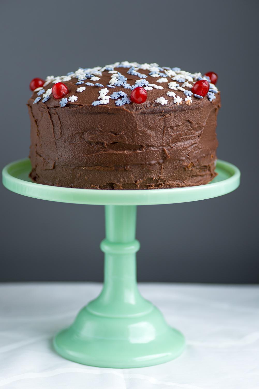 Vanilla-Cake-Chocolate-Icing-1