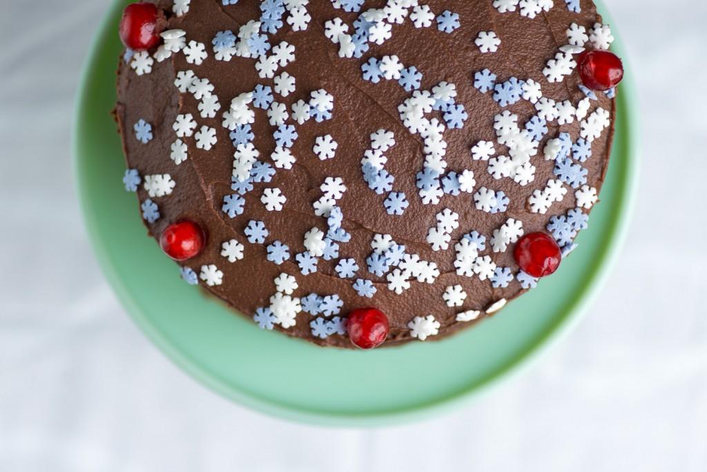 Vanilla-Cake-Chocolate-Icing-2