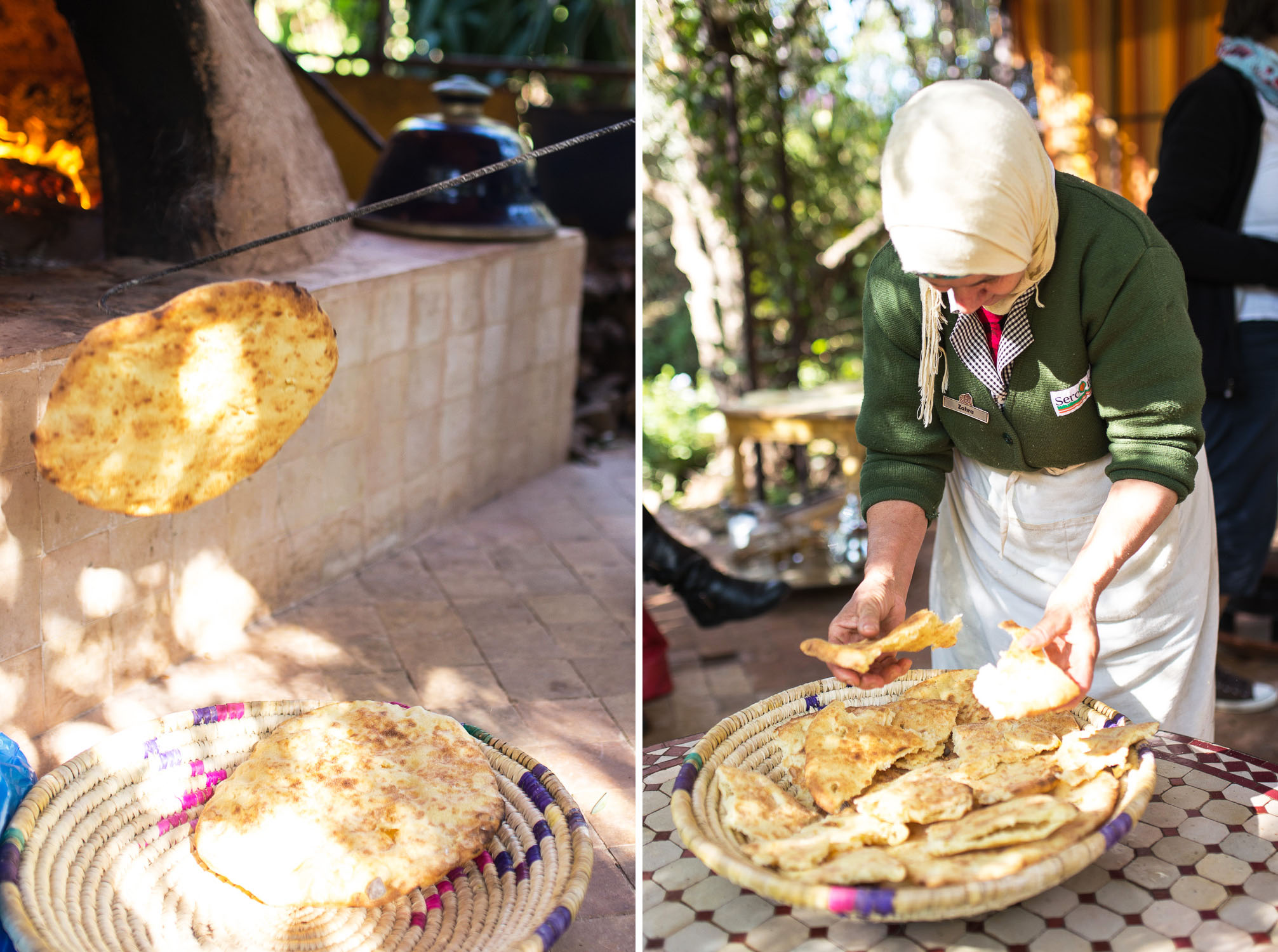cooking workshop at la maison arabe, marrakech - mondomulia