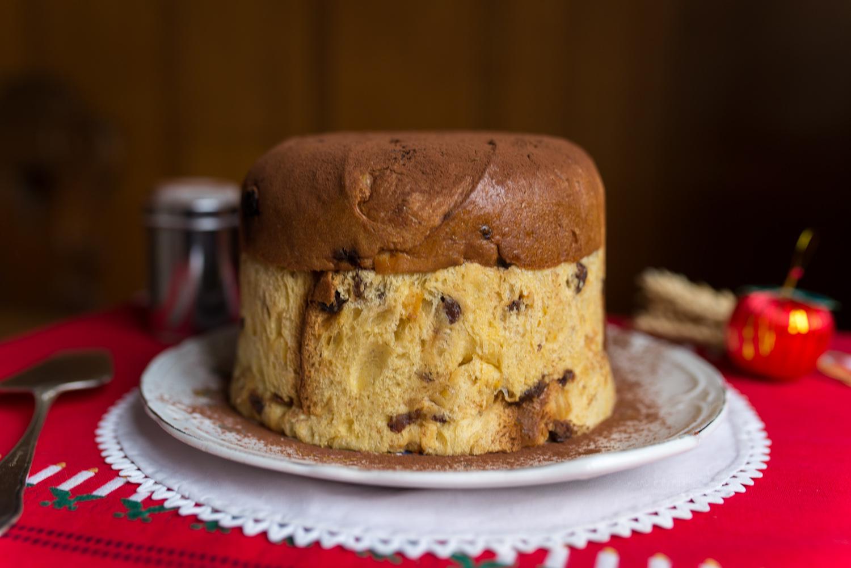 Zuccotto: Italian Panettone and Ricotta Cake | Mondomulia