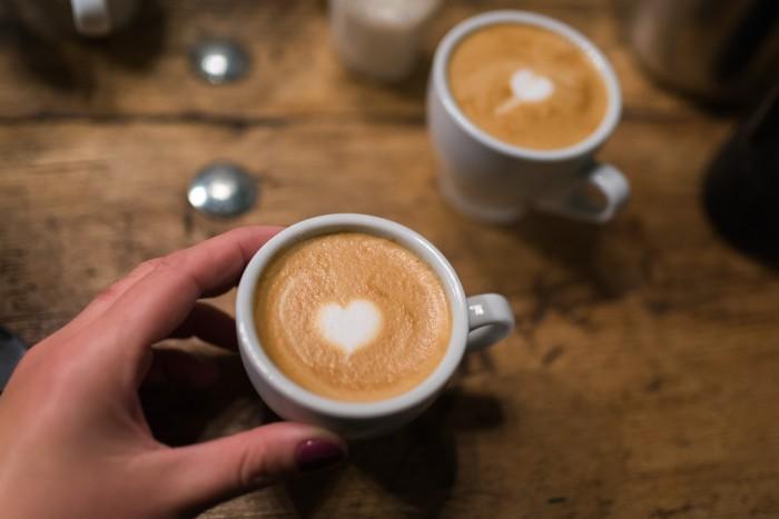 Latte Art Class at Artisan Coffee School, Ealing   Mondomulia