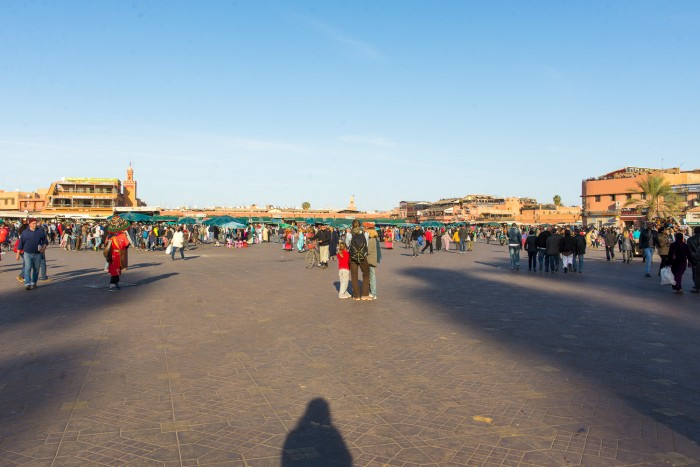 Jemaa el Fnaa Marrakech-1