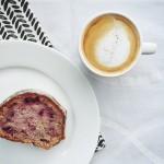 #dailycortado made with @terroneuk coffee and @sageappliances #BaristaExpress machine +…