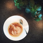 Cappuccino // Sky Garden, London
