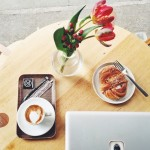 Photo-editing with coffee and cinnamon buns is a lot more…