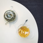 Jasmine @jingtea for my Afternoon Tea @lemeridienpiccadilly.