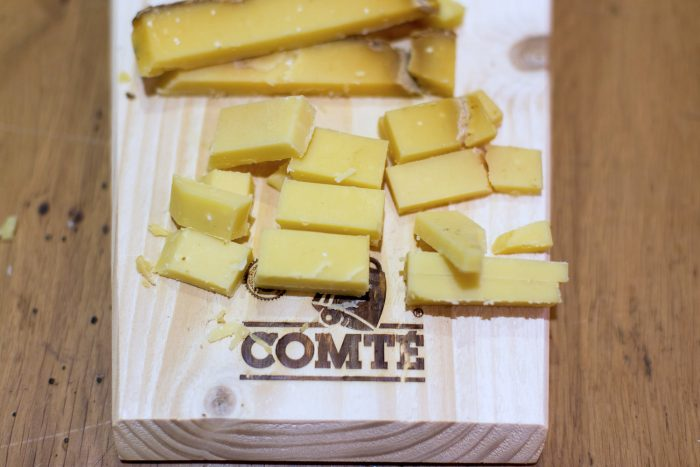 Savoury Scones with Comte Cheese | A cookery class with Laura Pope at Divertimenti cooking school in London