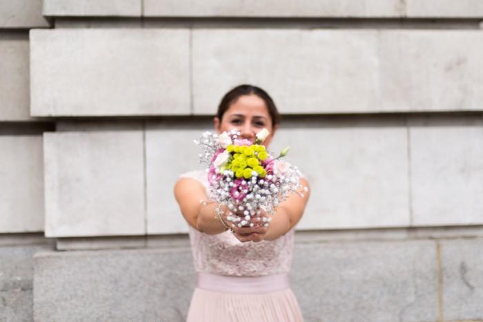 Me Wedding London Flowers