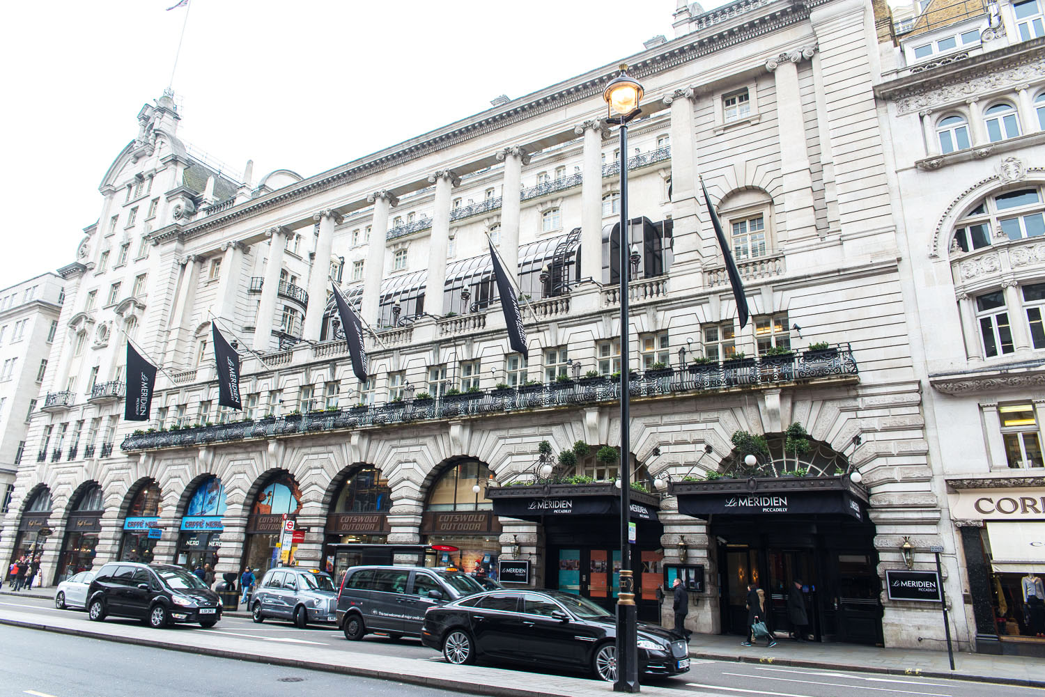 Le meridien piccadilly hotel london mondomulia for Hotel w londres
