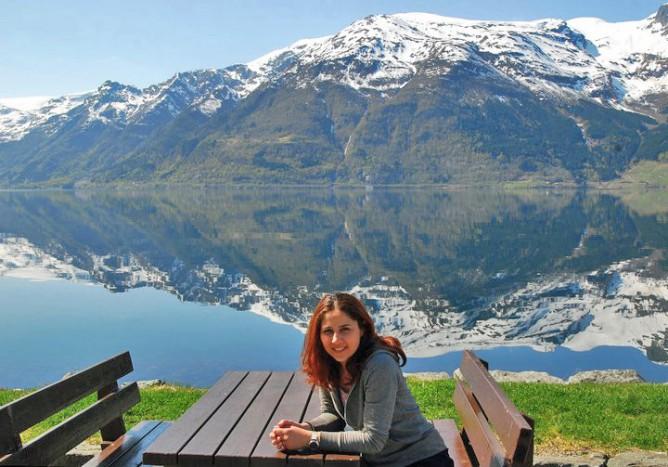 Me Norway Fjords