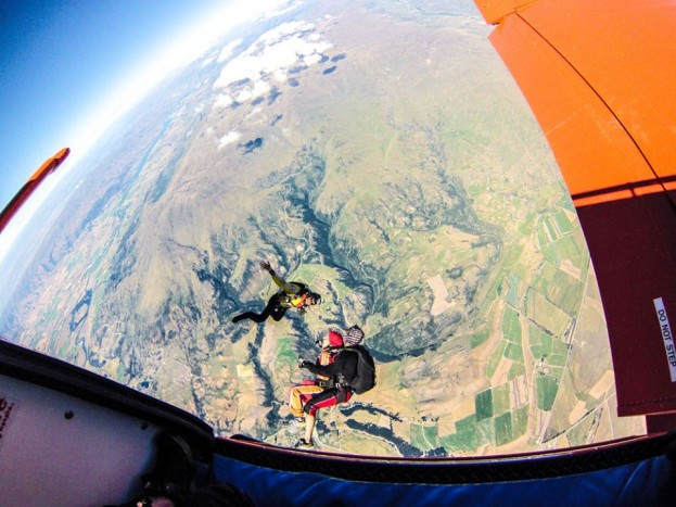 new zealand wanaka skydive