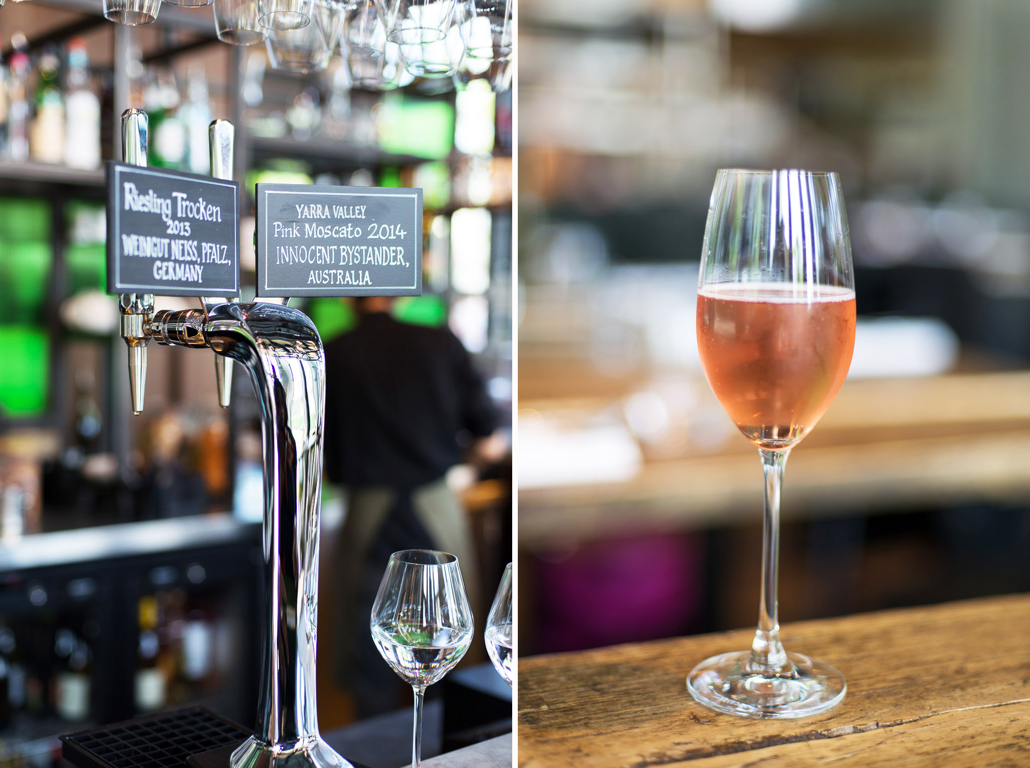 Delicious brunch and fine wines at Vinoteca Kings Cross in London