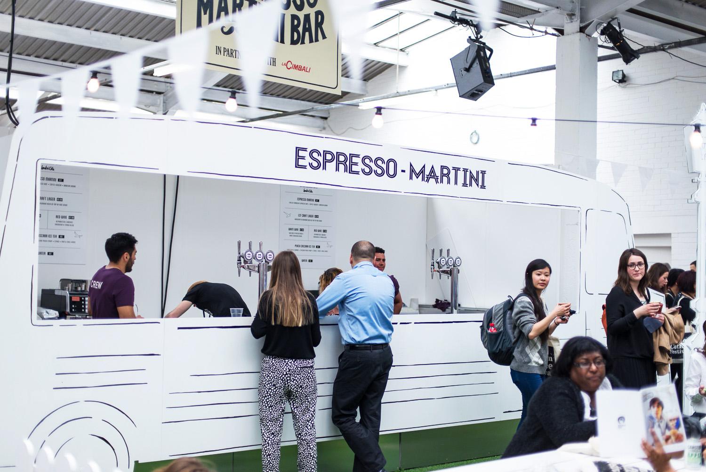 Scenes From London Coffee Festival 2015