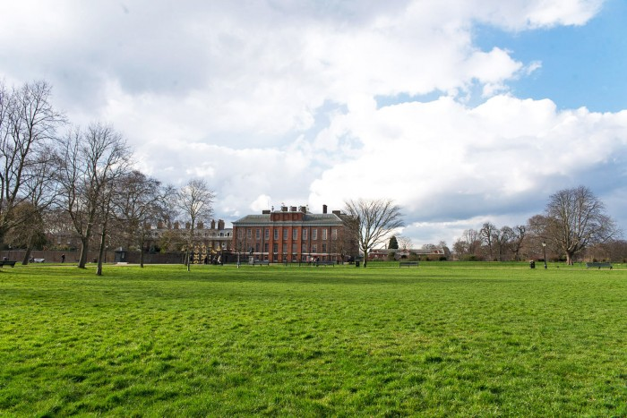 Kensington Palace and Gardens, London