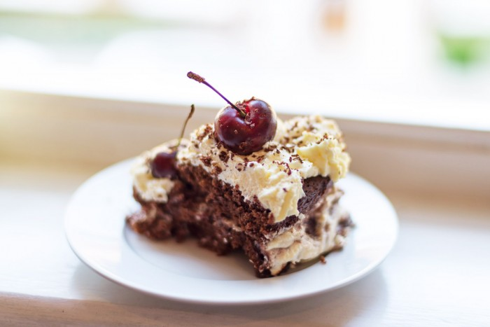 Chocolate Sponge Cake Recipe Jamie Oliver: Black Forest Cake From Jamie Oliver Comfort Food