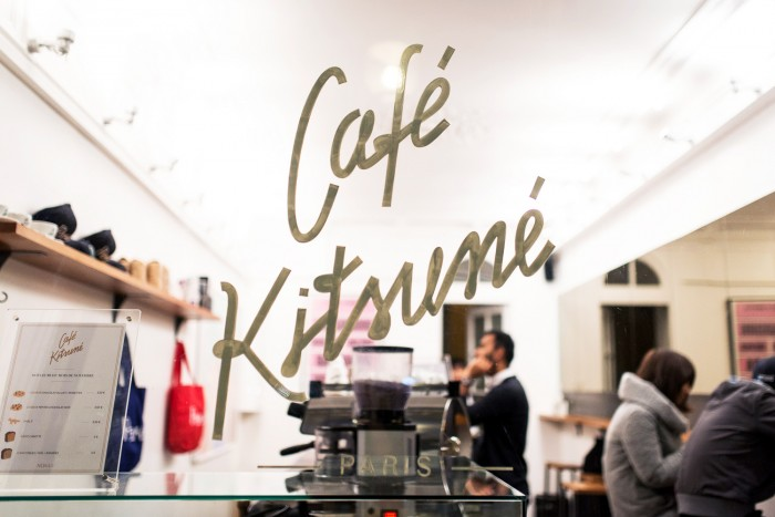 Cafe Kitsune - Top 8 speciality coffee shops in Paris